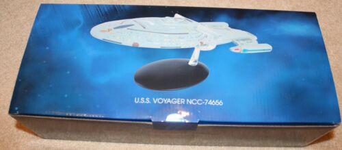 VOYAGER 10.5-inch XL Edition Model Ship Box hero collector Eaglemoss