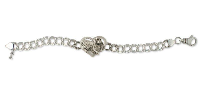 Springer Spaniel Bracelet Jewelry Sterling Silver Handmade Dog Bracelet SS2-B