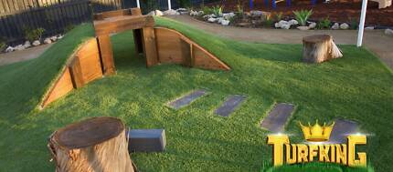Astro turf fake grass synthetic grass artificial turf Archerfield Brisbane South West Preview