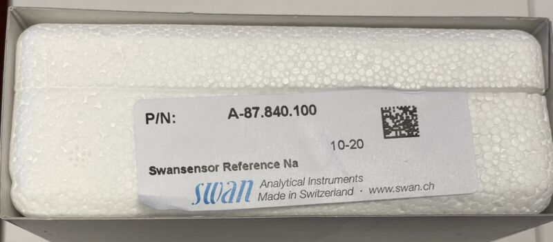 Swan Analytical Reference Sensor For Swan Sodium Analyzers
