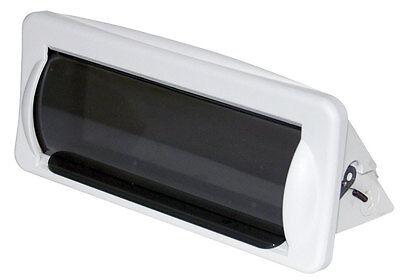 New PYLE PLMRCW2 Marine Boat CD Player Radio Housing Cover Waterproof White