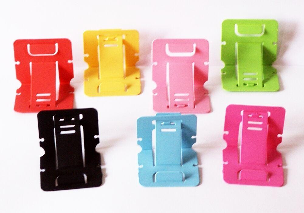 Smartphone Halterung Universal Tischhalter Handy Ständer Tisch Halterung Faltbar