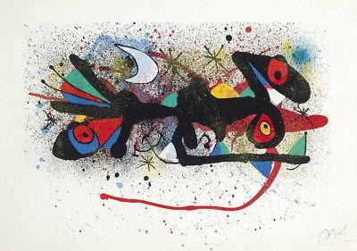Joan Miro Ceramics of Miro Artigas one print Giclee Canvas Print Painting Poste - Joan Miro Ceramics