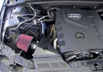 2014-2015 Audi A4 A5 A6 2.0L K&N Typhoon Performance Air Intake System +15hp!