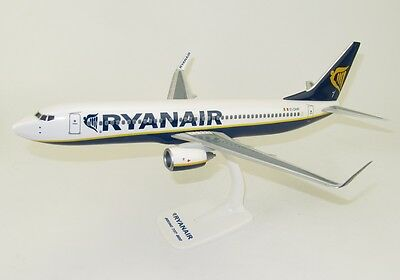 Ppc Ryanair Boeing 737 800W Ei Dhp Desk Top Display Jet Model 1 100 Am Airplane