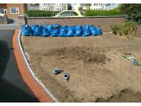 Sacks of earth/soil free for collection - Ideal for backfill, etc.