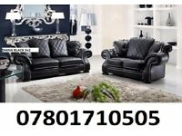 diana new release 3+2 sofa set leather as in pic 5 sets only BRAND