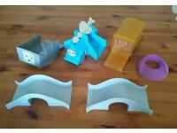 Mini Golf accesories Thomas & Friends bridges and others