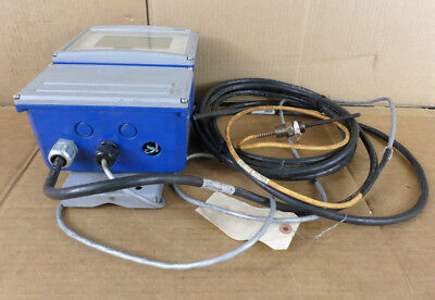 Foxboro 875ec-a2f-a Dc Communicator Series Electrodeless Conductivity Analyzer