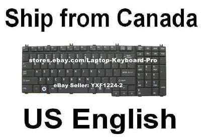 CA Canadian Keyboard for Toshiba Satellite Pro L350 L350D L355 L355D