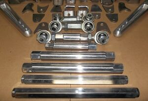 "POWER BARS SWAY BAR KIT 29"" X 1.00 X 1 1/8"" X 48 SPLINE BAR ENDS Belleville Belleville Area image 6"