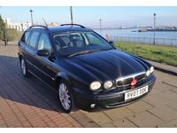 2007 Jaguar X Type 2.0 tdci Diesel Estate. MOT November, Excellent Condition, Bargain just £1695 ono
