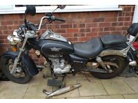 2008 Pioneer 125cc Learner Legal Spares / Repairs/ Restoration Project