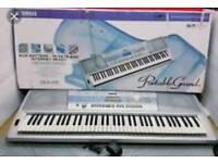DGX 200 portable yahama keyboard