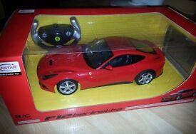 Rastar RC Remote control 1/14 Ferrari F12 Berlinetta