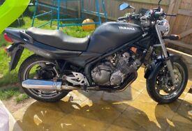 Yamaha, XJ, 2000, 598 (cc)