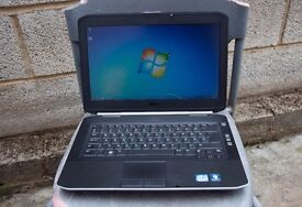 Dell Latitude E5420 with brand new battery