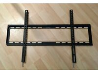 TV Wall Bracket. Used once for 65inch curved screen LCD TV.