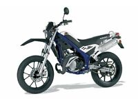 *MOTORCYCLE* 66 Plate Rieju Tango 50. Warranty. Free Delivery. Main Dealer. 22-11
