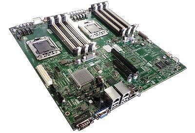 OEM Server Motherboard Intel C602 LGA1356 12x DDR3 6x SATA 1x Mini SAS RAID NEW