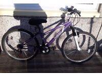 """Apollo Twilight Women's Bike - 14"""" Frame"""