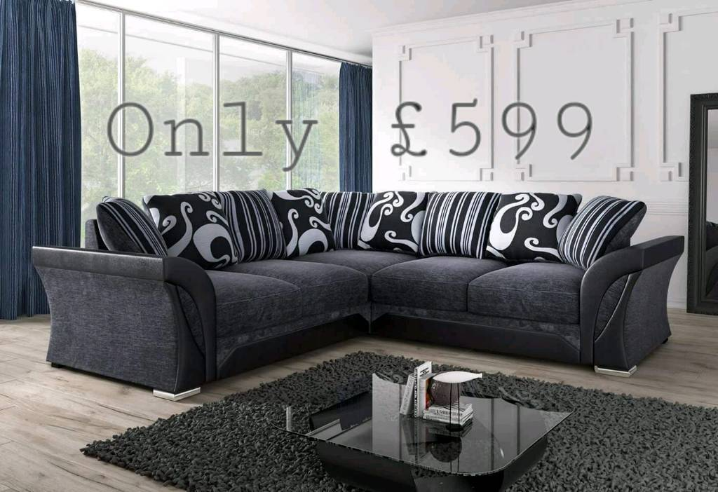 LIMITED STOCK Brandnew Siena stylish corner sofas 7ft5 x 7ft5 free delivery 07808222995