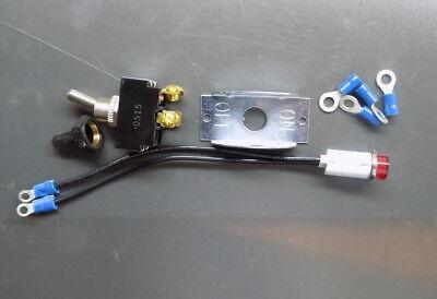 Berkel 808-818-919-919 Onoff Toggle Switch Kit Switch Guard Boot Pilot Lite