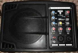 TourTech TT-PSM5 Portable Active PA Speaker Monitor