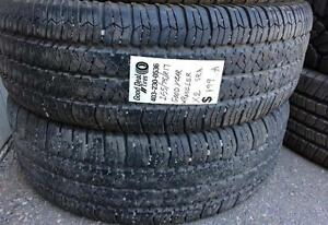 """17"""" and  18"""" -PAIRS and  Set of 3 tires"""