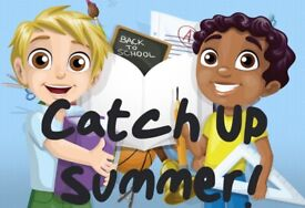 Primary Teacher Tutoring Summer catch up