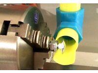 Mini Lathe- Vacuum Extractor & Seperator