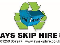 Office Operations Person For Skip Hire Company