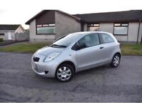 2008 Toyota Yaris 1.0 ..1FULL MOT.. very LOW MILES 55k..Full service history..immaculate condition