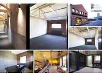 Baltic Triangle Office Space, 265 sqft, 4-6 Person, Open Loft First Floor Studio Space