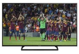 "Panasonic 50"" HD LED TV"
