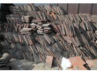 Reclaimed Rosemary Roof Tiles & Corners FROM 20p Each
