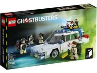 LEGO IDEAS 21108 Ghostbusters Ecto-1, Brand New, Sealed