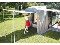 Fiamma rear door awning for VW T5 & T6