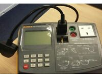 Fluke Series 6200 UK Kit Fluke 6200 PAT Testing Kit