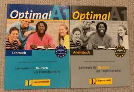 German text books - excellent condition, £5 each