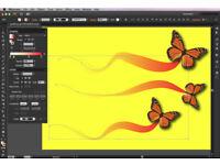 ADOBE ILLUSTRATOR, PHOTOSHOP, INDESIGN CS6,etc... for PC/MAC