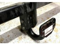 VW Golf Mk7 Fixed flange towbar