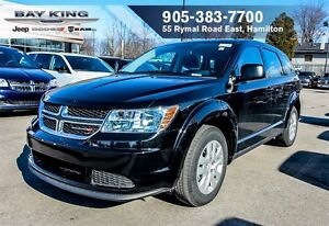 2016 Dodge Journey CANADA VALUE PACKAGE, 17 WHEELS, A/C