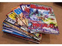 Blocks Magazine (Lego), issues 9,11-37 - £7 per issue