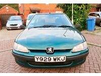 Peugeot 106 Independence, Only 2 Owners From New, Perfect For Starter Car