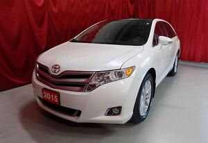 2015 Toyota Venza NAVIGATION...LEATHER..MOONROOF