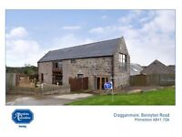 Beautiful 4/5 bed steading for rent