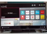 """42"""" LG SMART WIFI FHD LED TV CAN DELIVER"""