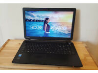 Laptop Toshiba 15.6 in excellent working and cosmetic condition. Delivery options available.