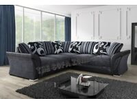 dfs corner or 3+2 sofa cuddle chair to match fast delivery